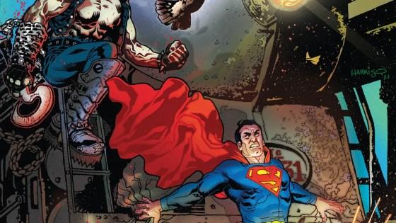 DC Preview: Superman vs. Lobo #1