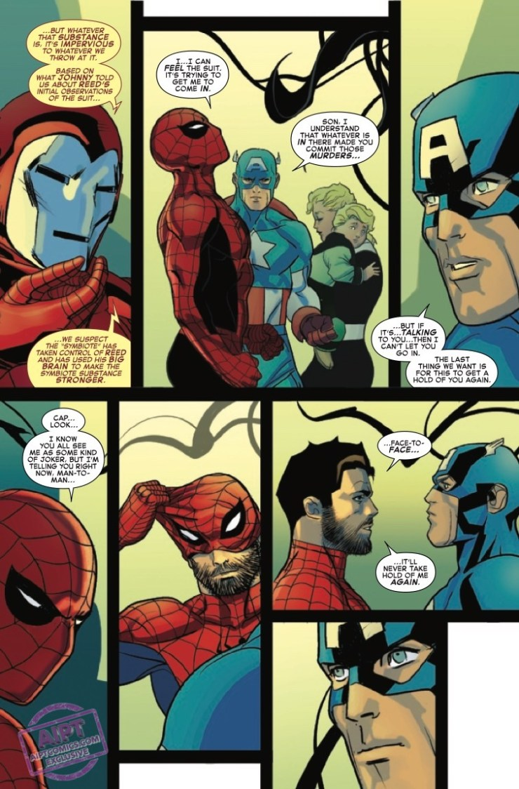 EXCLUSIVE Marvel Preview: Spider-Man: Spider's Shadow #4