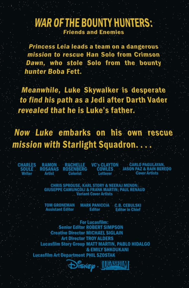 Marvel Preview: Star Wars #15