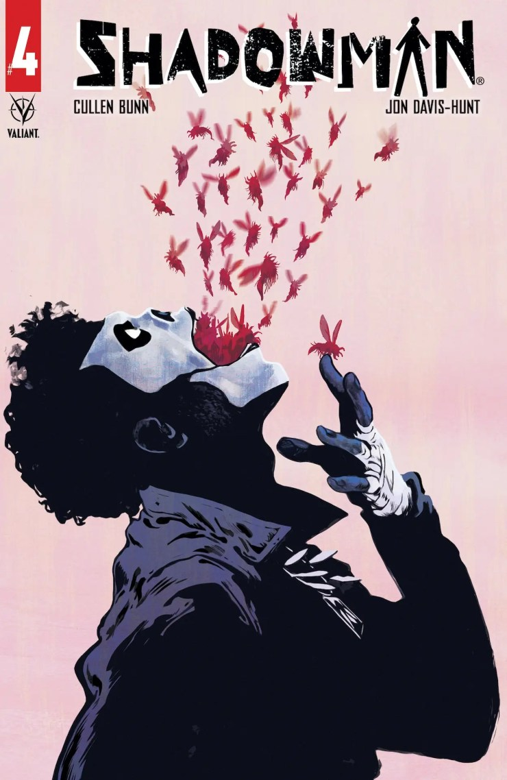 EXCLUSIVE Valiant Preview: Shadowman #4