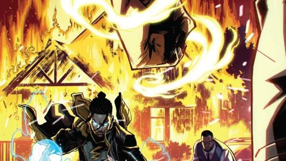 DC Preview: Static #2: Season One