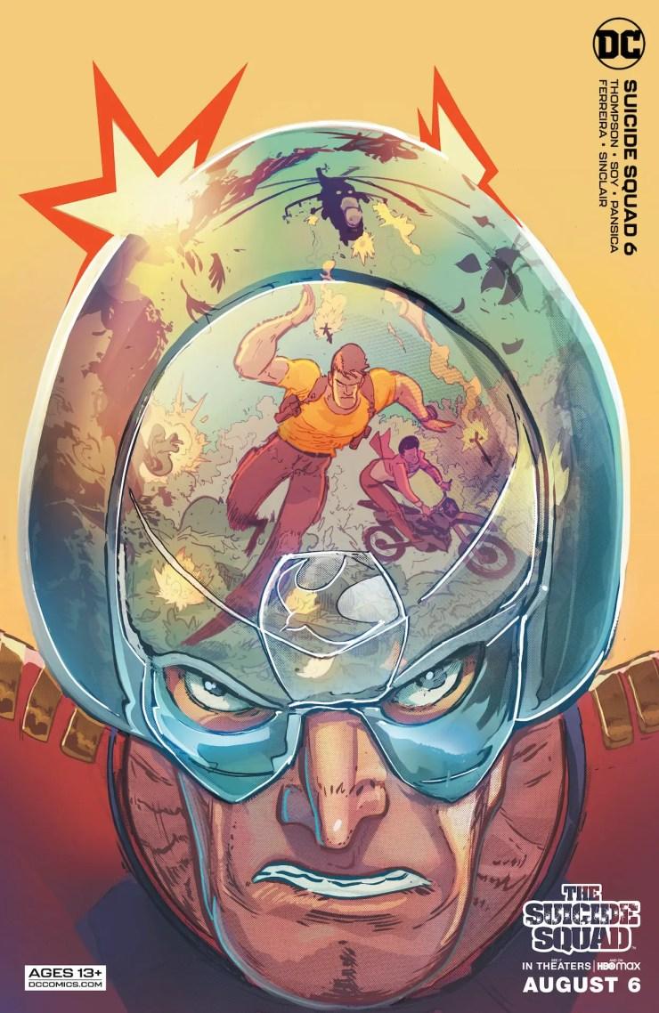 DC Preview: Suicide Squad #6