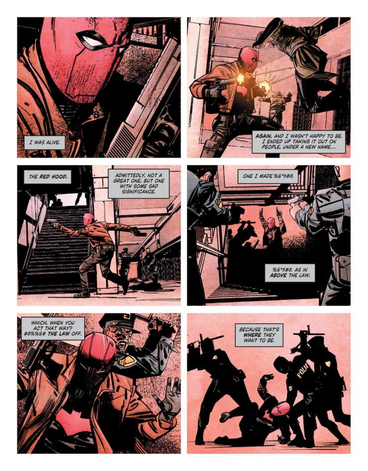 DC Preview: Suicide Squad: Get Joker! #1