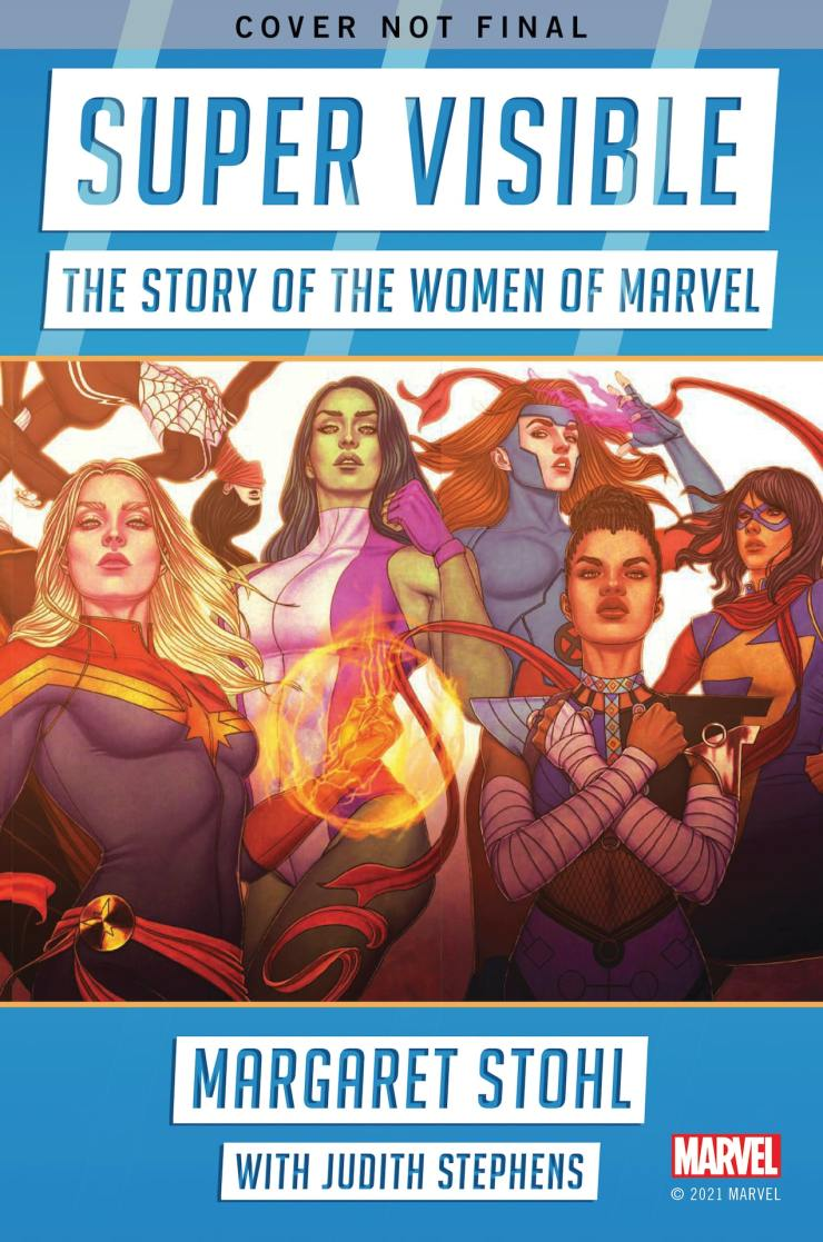 Marvel and Gallery Books