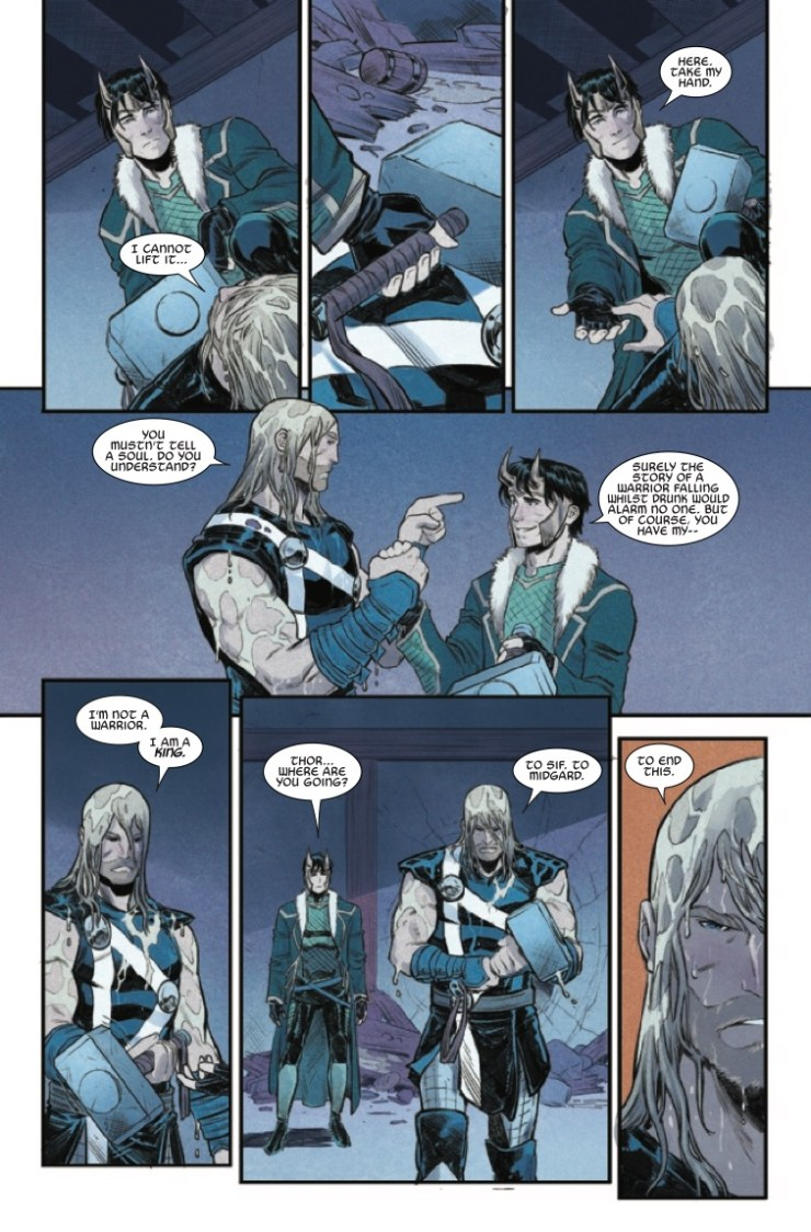Marvel Preview: Thor #15