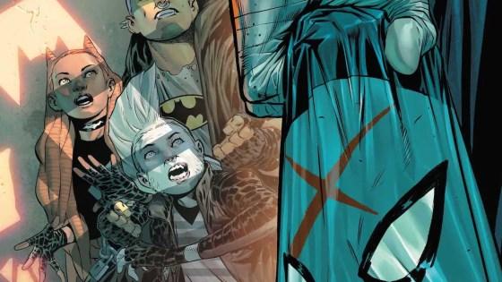 'Teen Titans Academy' #5 offers an intriguing origin