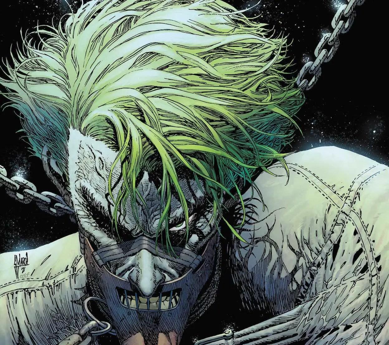 'The Joker' #5 is a haunting return to Jim Gordon's past