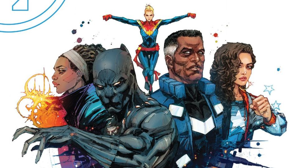 Paramedics for the multiverse take flight in 'The Ultimates: The Complete Collection by Al Ewing'