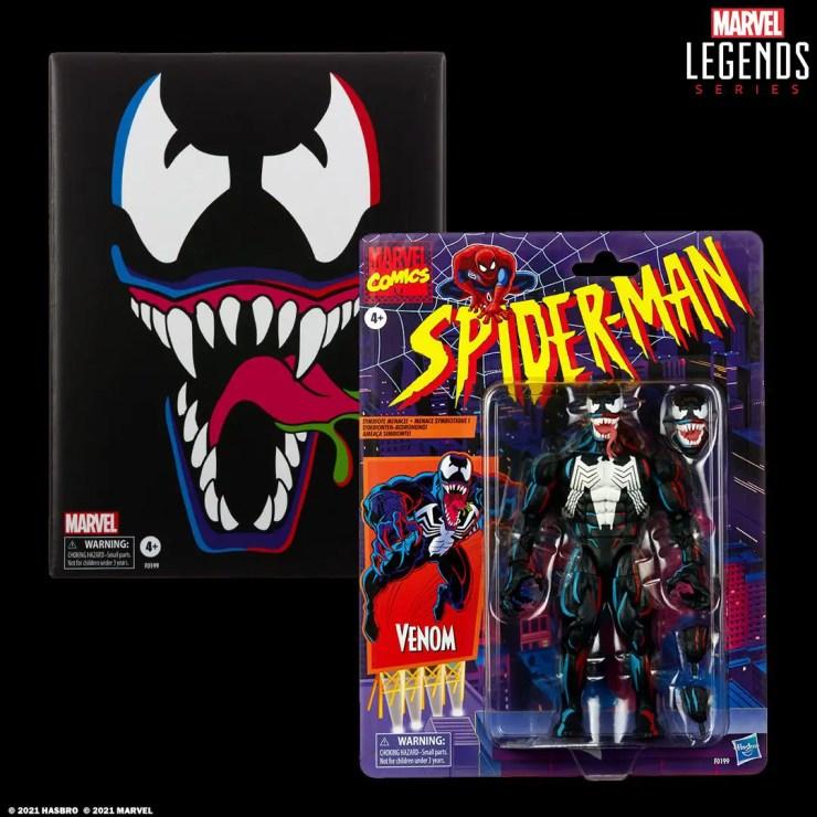 Marvel Legends Venom