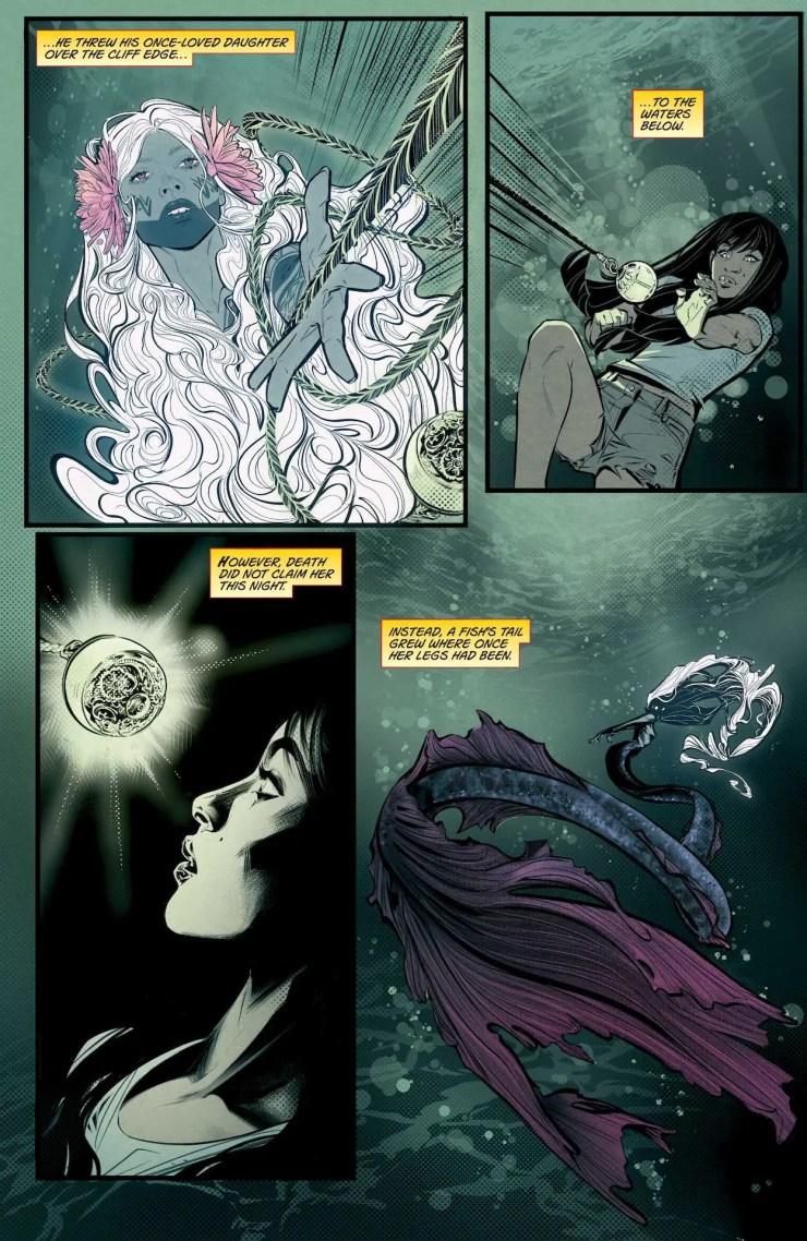 DC Preview: Wonder Girl #2