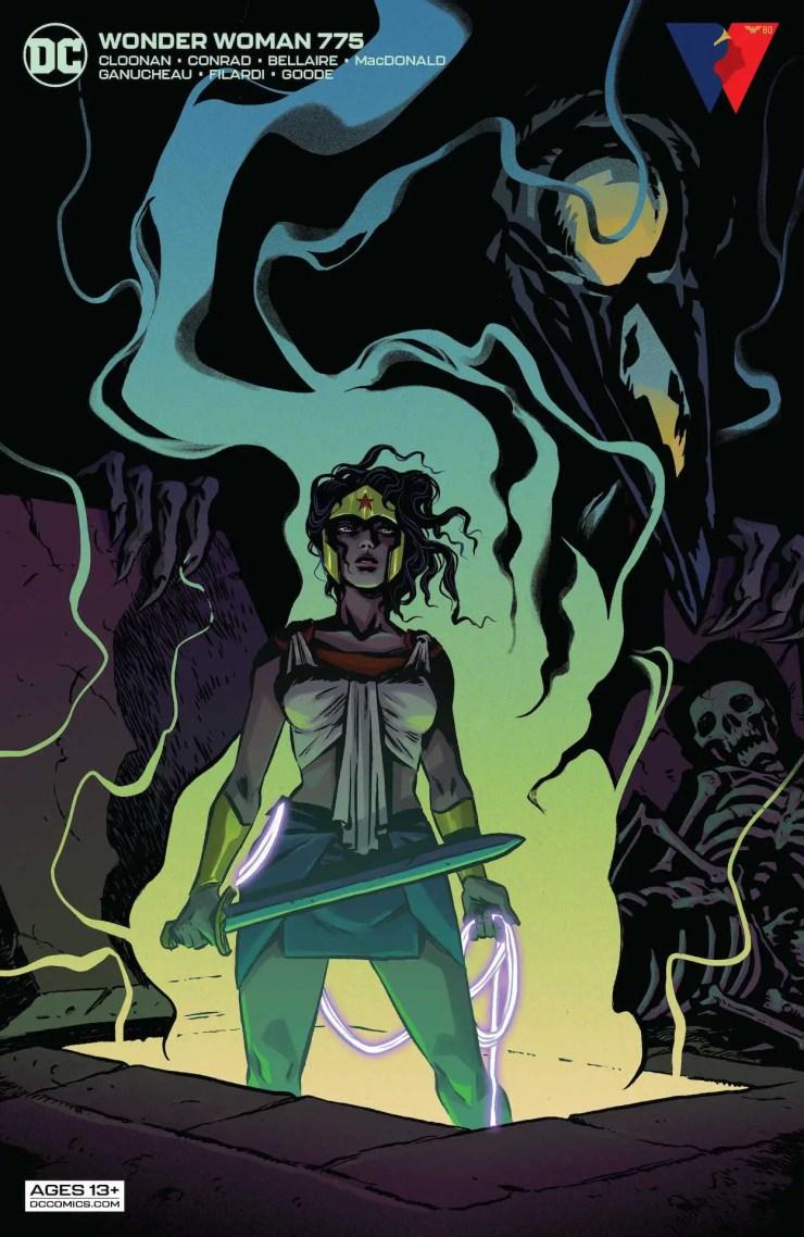 DC Preview: Wonder Woman #775