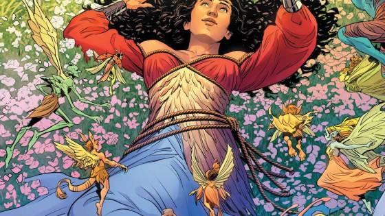 DC Preview: Wonder Woman #776