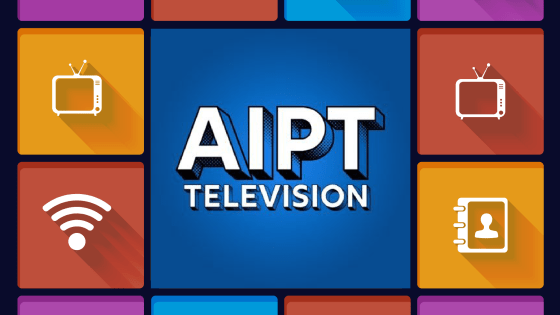 aipt television podcast logo