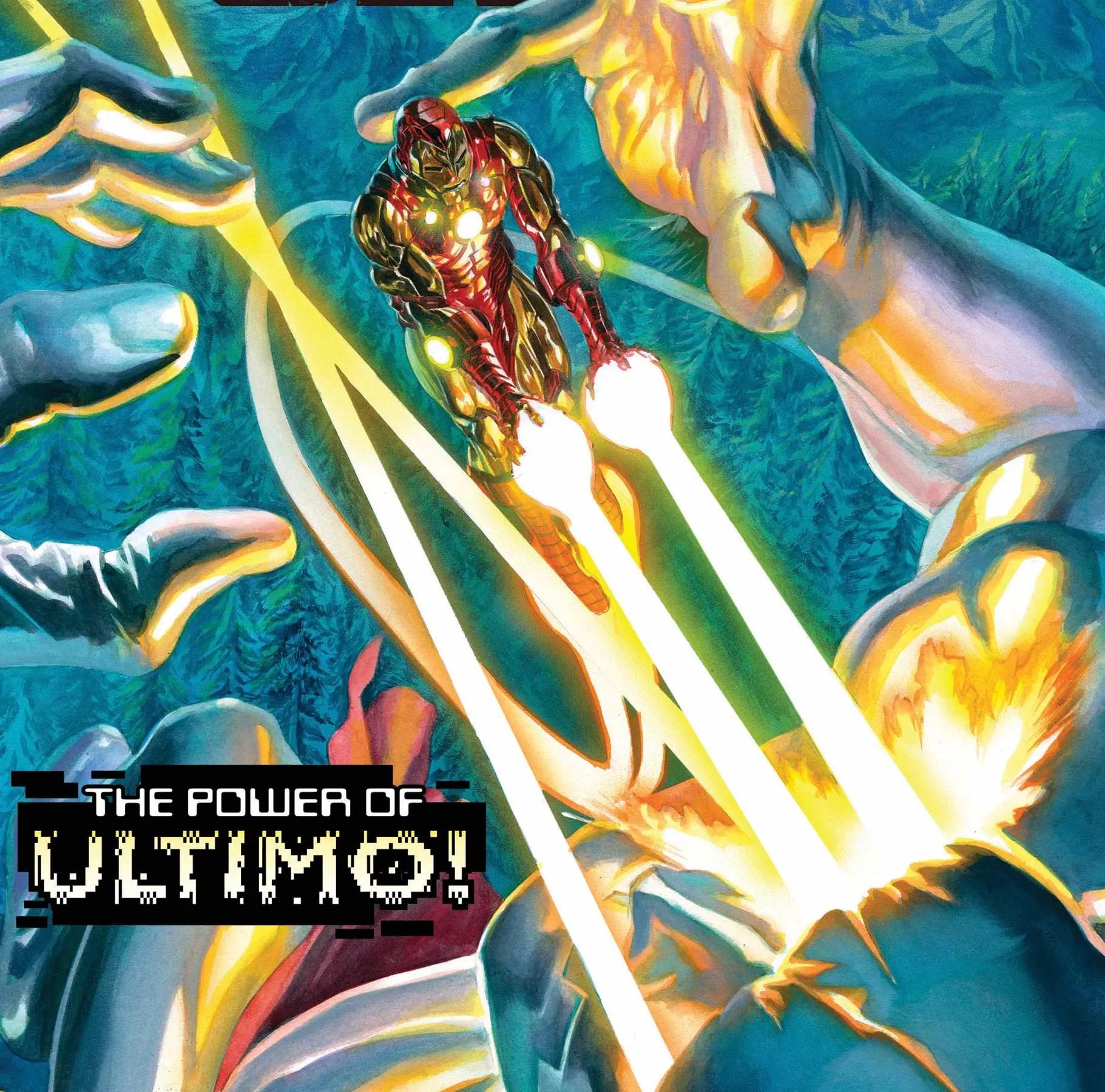 Fantastic Five Iron Man #10