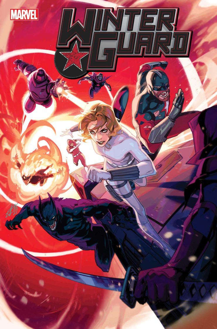 Marvel Preview: Winter Guard #1