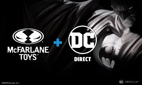 McFarlane Toys expanding to DC Comics statues and busts