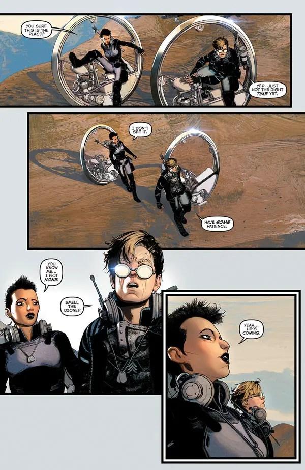 Image Comics Preview: Hellcop #1