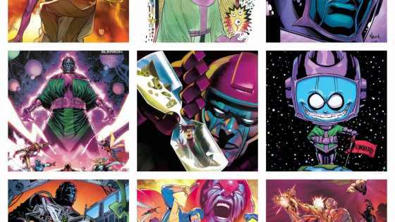 Marvel reveals all twelve 'Kang the Conqueror' #1 variant covers