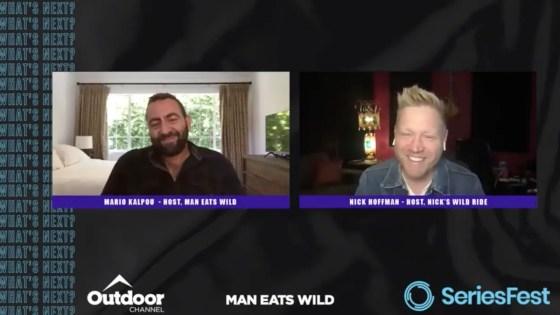 Man Eats wild seriesFest