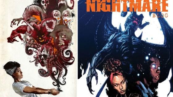 Image Comics First Look: Nita Hawes' Nightmare Blog #1