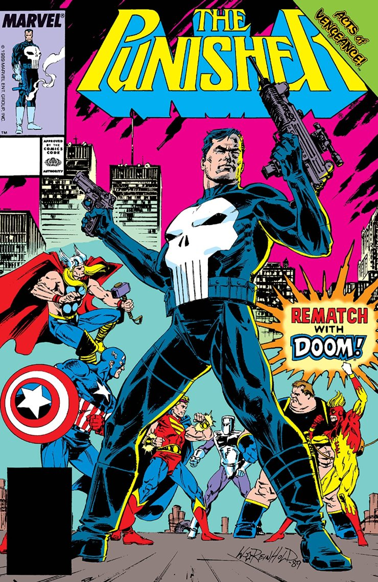 The Punisher Epic Collection: Return to Big Nothing