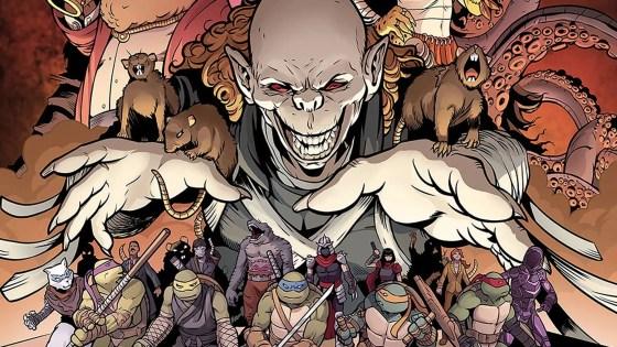 'Teenage Mutant Ninja Turtles Annual 2021' is a promising look into the comic's future