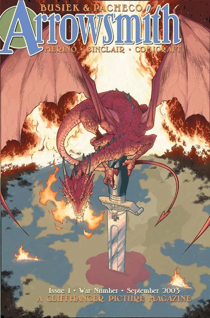 Image Comics to release Kurt Busiek's backlist catalogue digitally