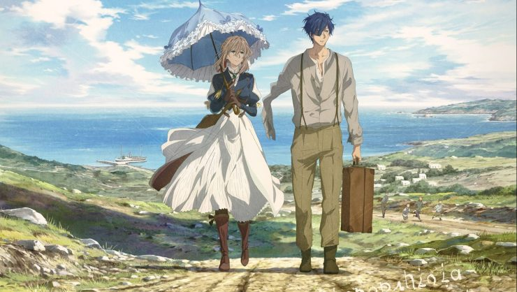 'Violet Evergarden: The Movie' review: Breathtaking and emotional