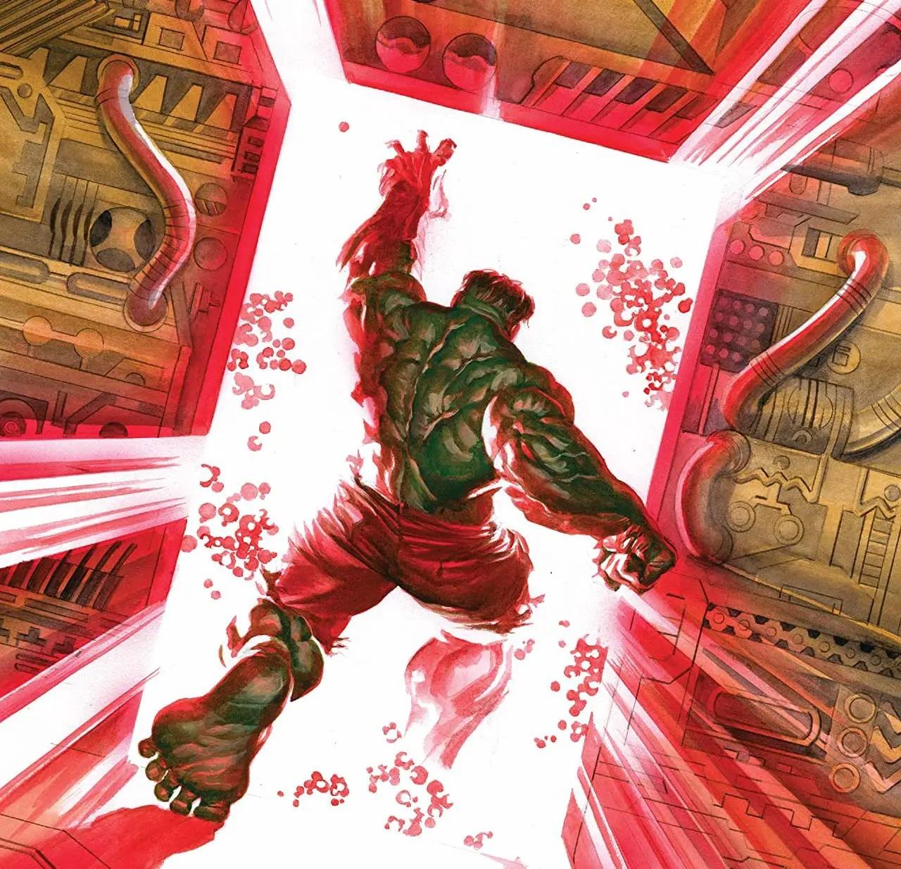 'Immortal Hulk' #49 draws you into the world outside of Hulk
