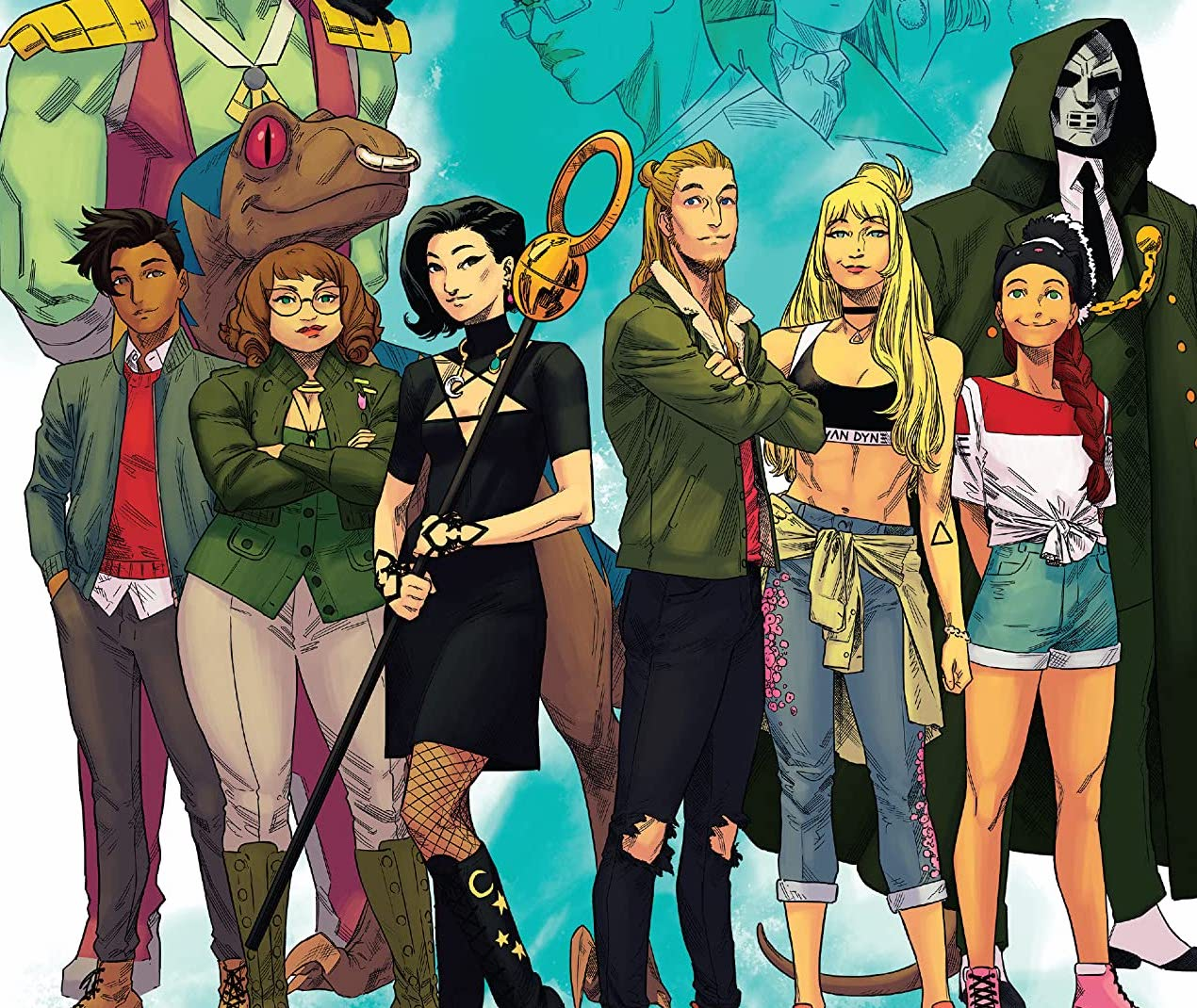 'Runaways' #38 ends on an abrupt but emotional note