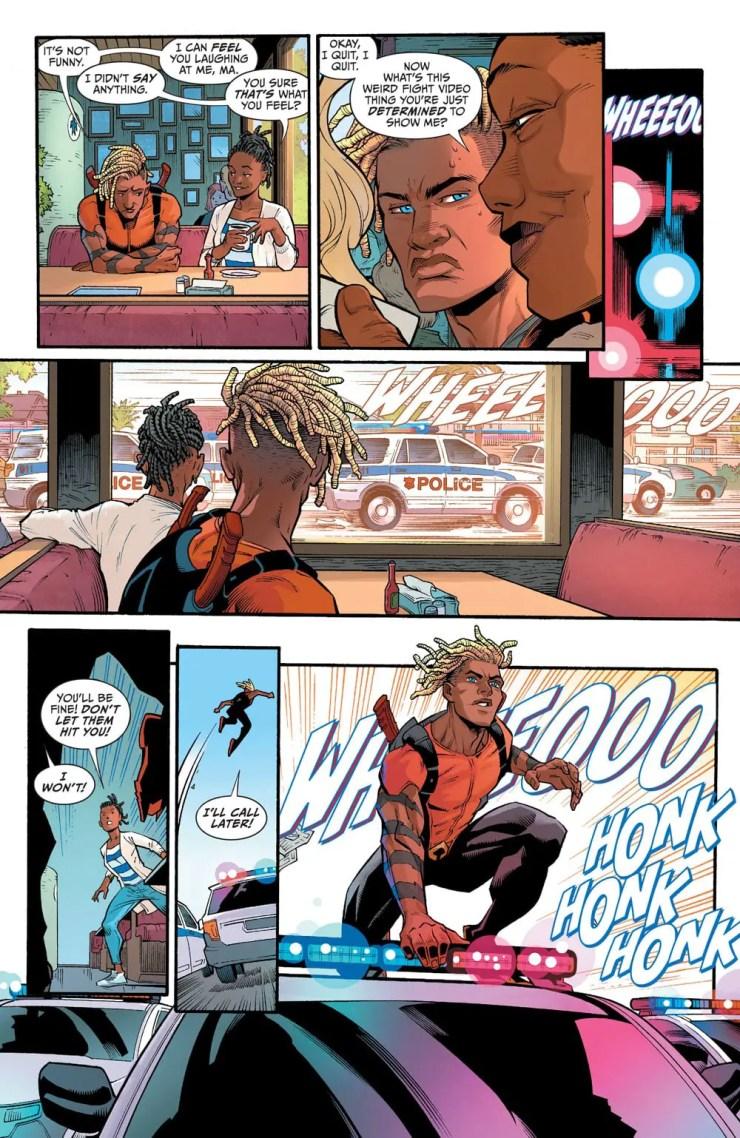 Jackson Hyde 'Aquaman: The Becoming'