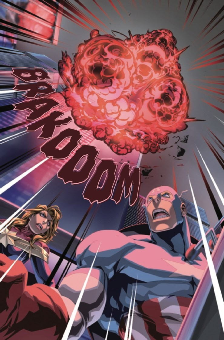 Marvel Preview: Avengers: Tech-On #1