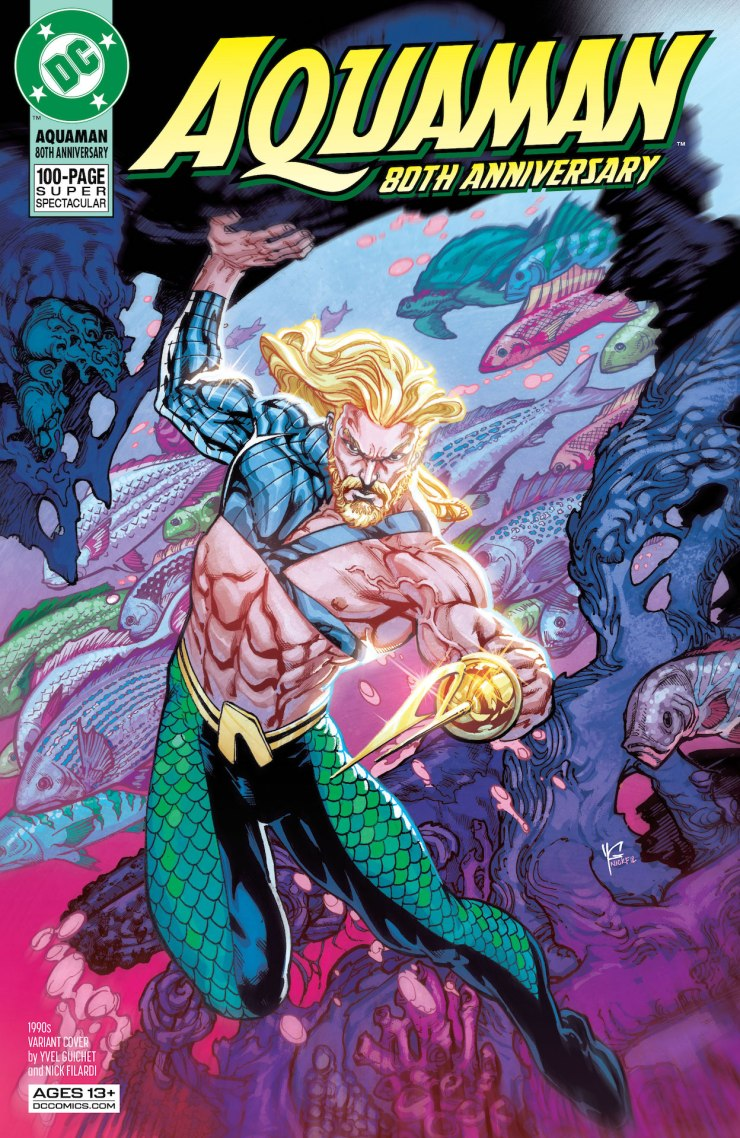 Aquaman 80th Anniversary 100-Page Super Spectacular #1