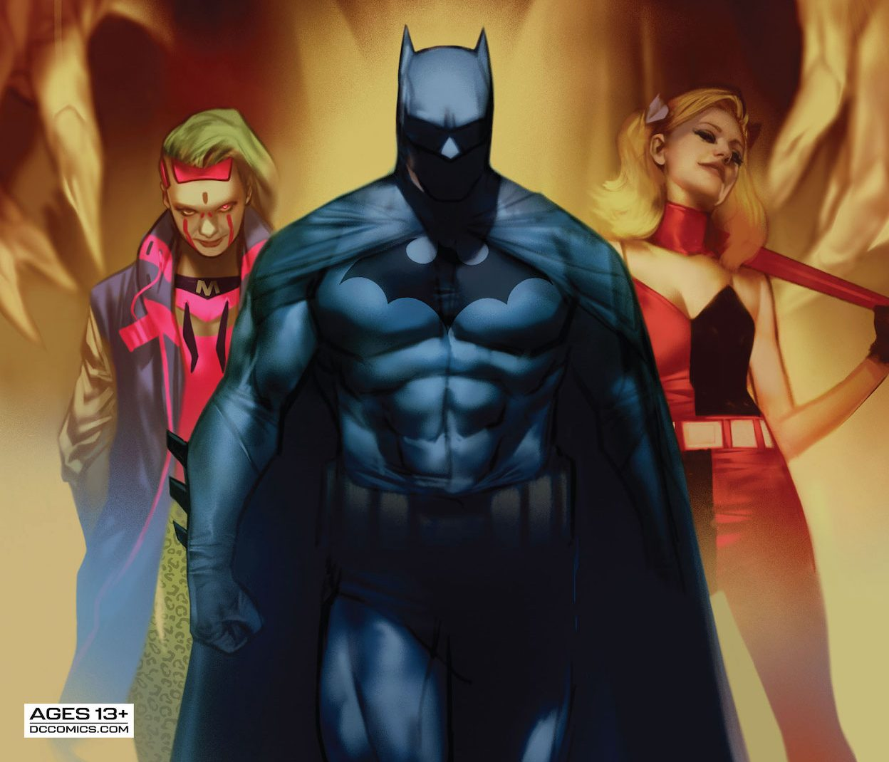 'Batman: Fear State Alpha #1' fights against itself