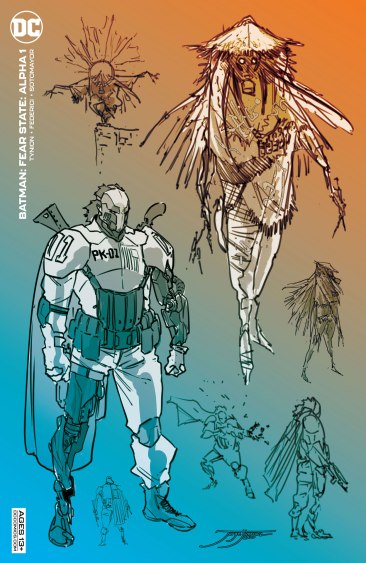 DC Preview: Batman: Fear State: Alpha #1
