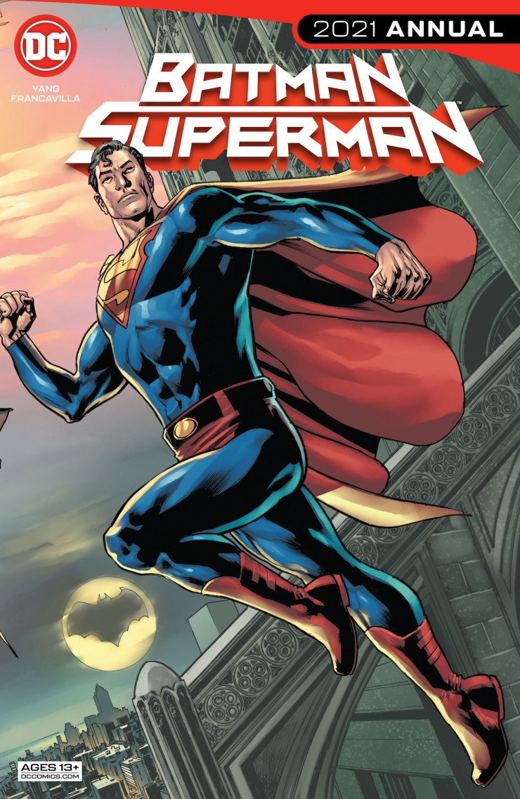 DC Preview: Batman/Superman 2021 Annual #1