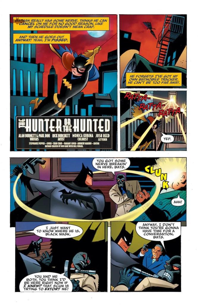 DC Preview: Batman the Adventures Continue Season Two #3