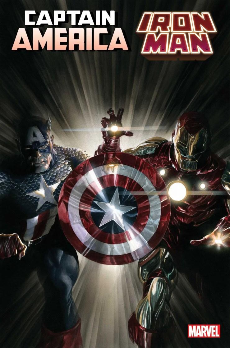 Captain America/Iron Man Marvel