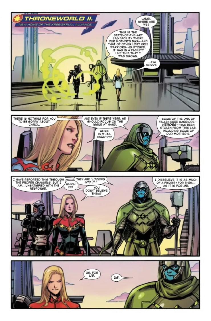 Marvel Preview: Captain Marvel #31
