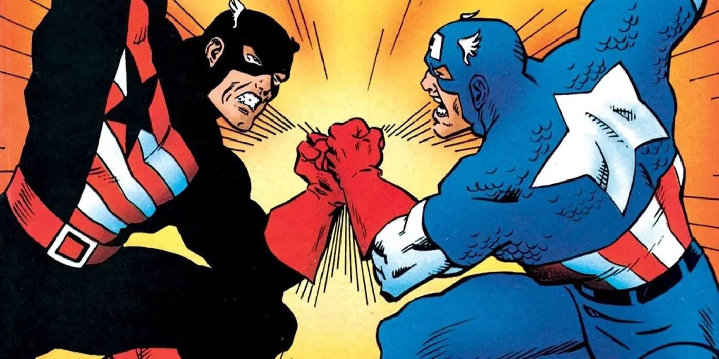 'Captain America Epic Collection: The Captain' review: Cap no more