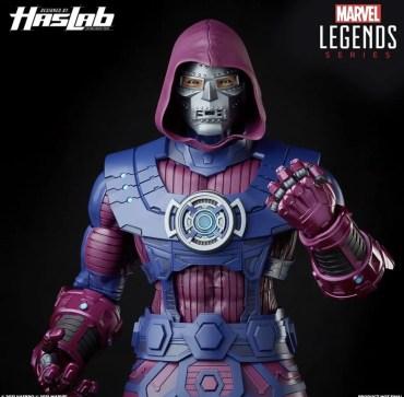 HasLab Galactus gets Dr. Doom head stretch goal