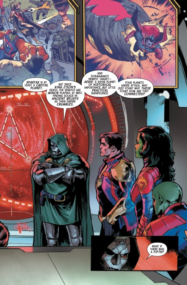 Marvel Preview: Guardians of the Galaxy #17
