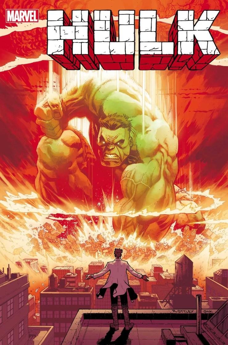 Marvel Comics Solicitations 2021