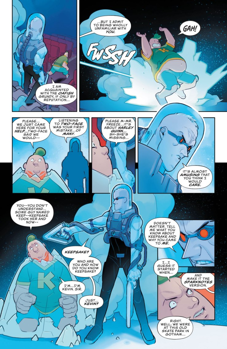 DC Preview: Harley Quinn 2021 Annual #1