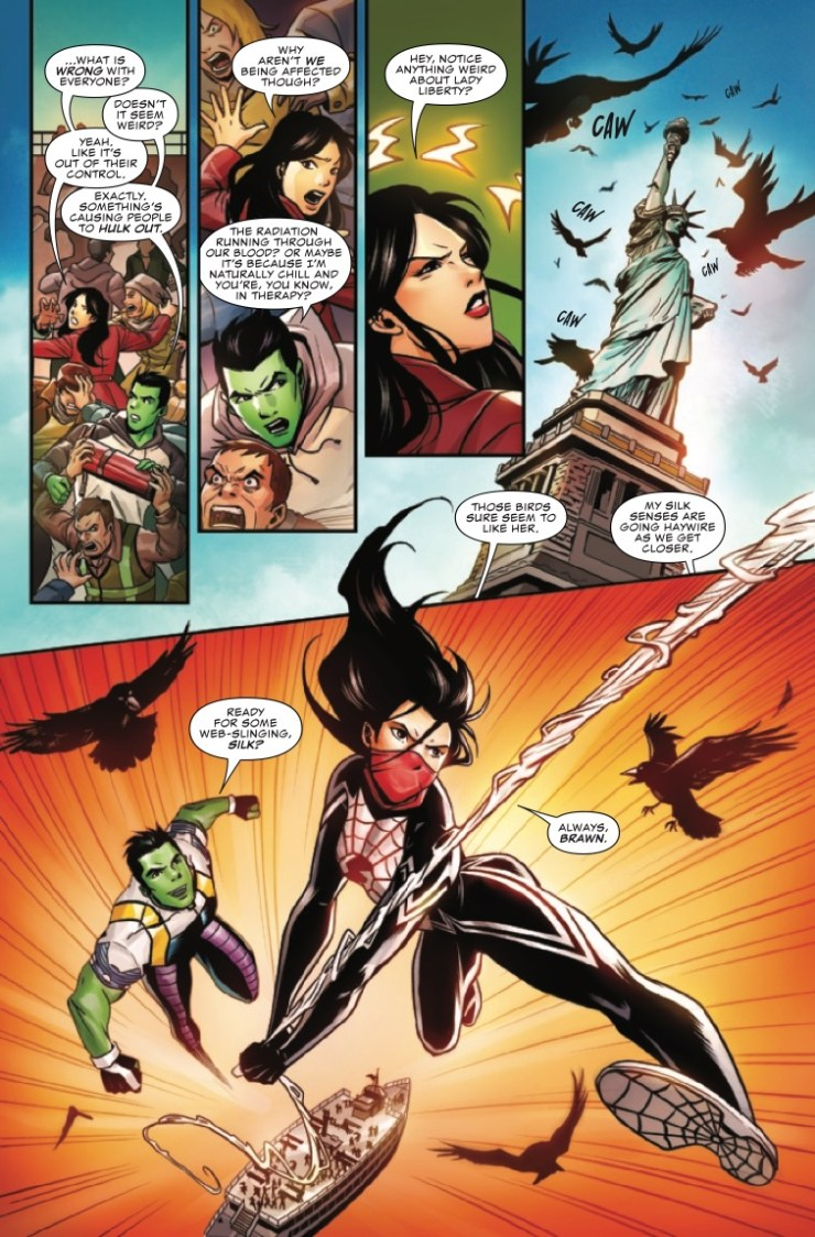 Marvel Preview: Marvel's Voices: Identity #1