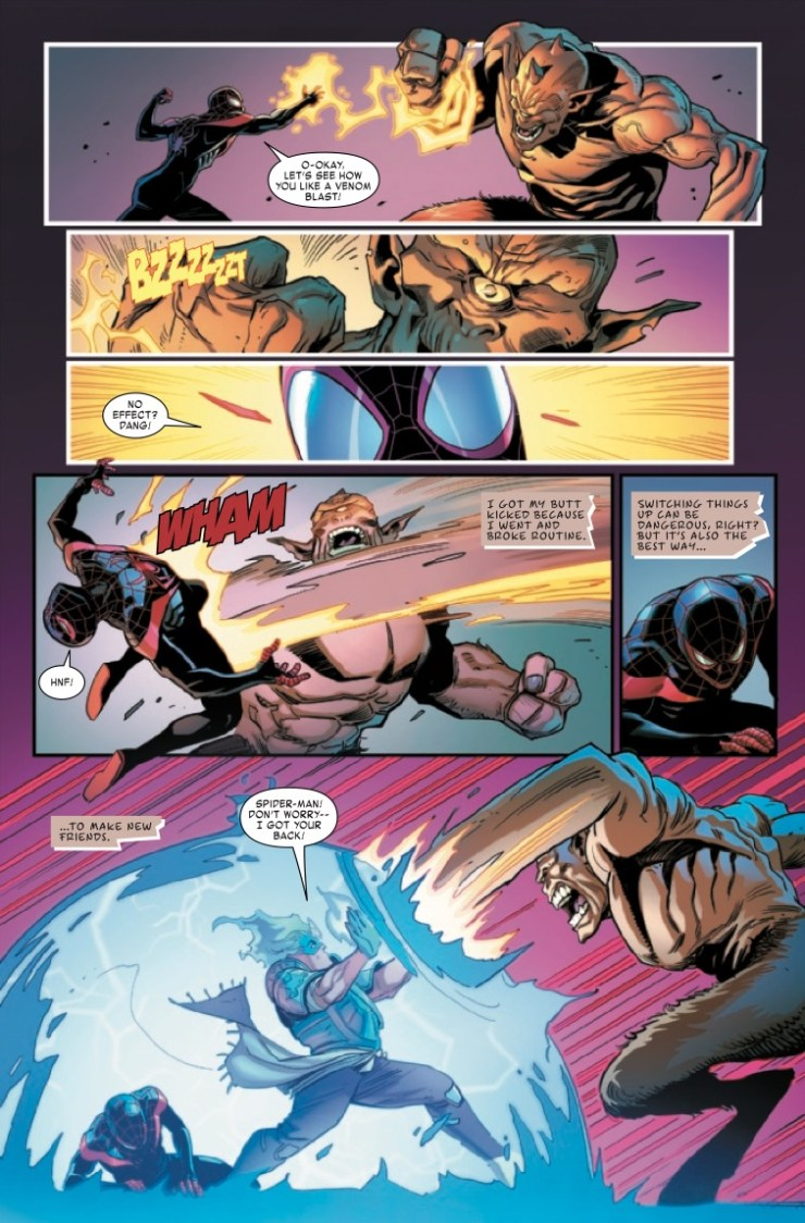 Marvel Preview: Miles Morales: Spider-Man Annual #1