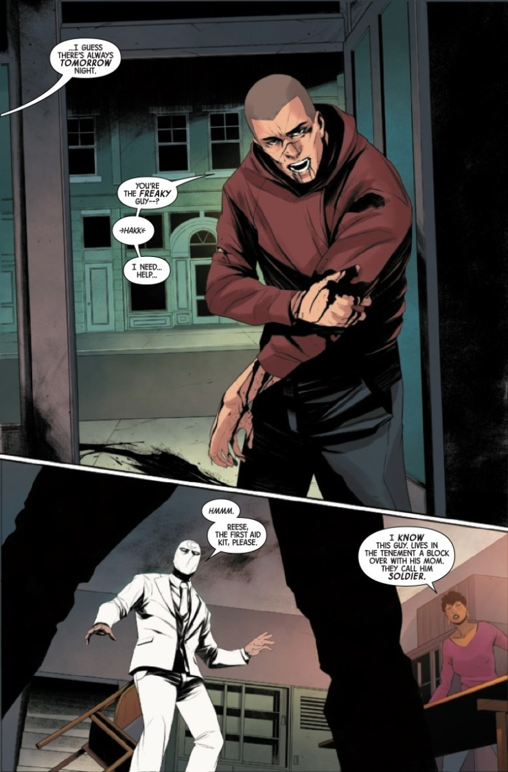 Marvel Preview: Moon Knight #2