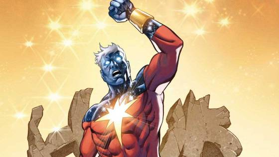 Marvel teases 'Genis-Vell: Marvel Tales' #1 out this November