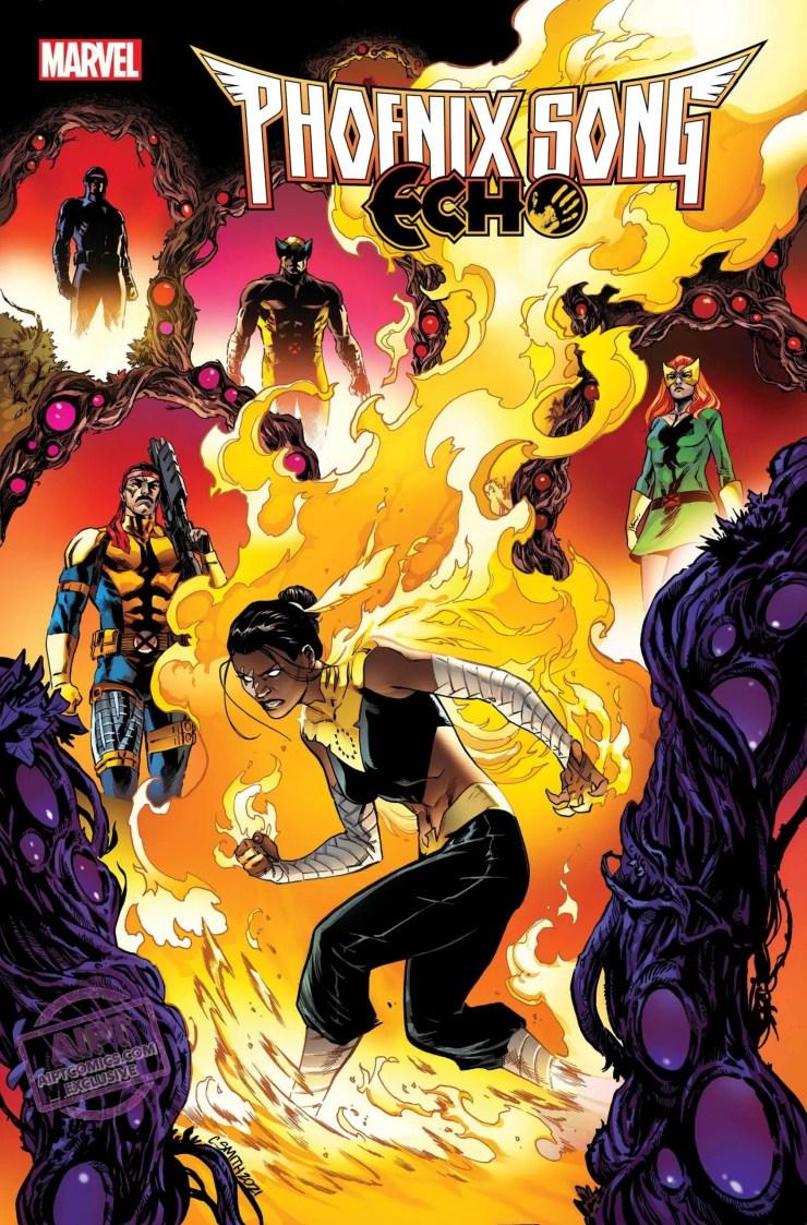 EXCLUSIVE Marvel First Look: Phoenix Song: Echo #2