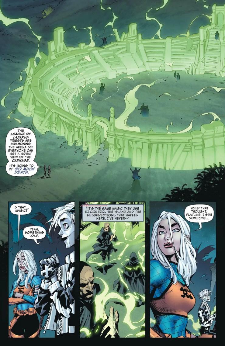 DC Preview: Robin #5